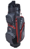 Fastfold ZCB Waterproof Cart Bag Black-Red