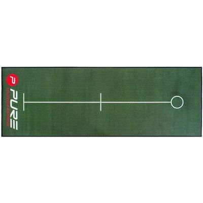 PURE2IMPROVE Golf Putting Mat 237 x 80 cm