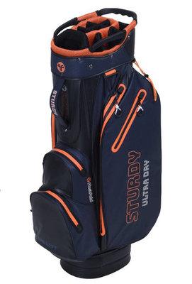 FASTFOLD Sturdy Ultra Dry Cart Bag Navy/Orange/Black