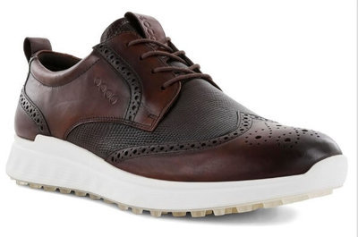 Ecco S-CLASSIC Golfschoenen Heren - Mink