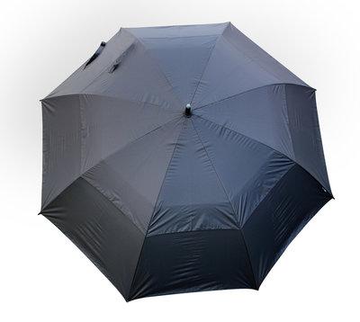 Masters TourDRI UV beschermende golfparaplu - JET BLACK