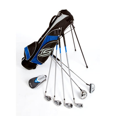 Skymax Ice IX-5 halve dames golfset (7 clubs) met Standbag - RECHTSHANDIG