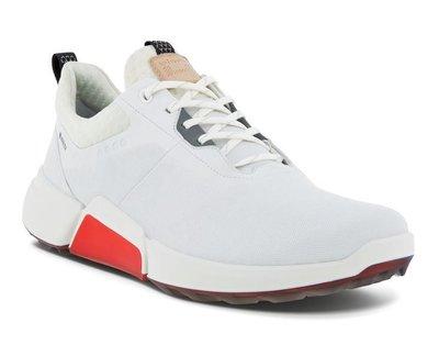 Ecco Biom Hybrid 4 Golfschoenen Heren - White