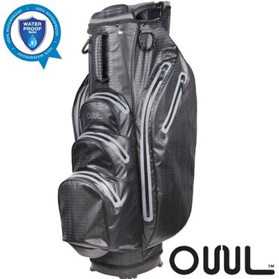OUUL Python Waterdichte Cart Bag Black/Black/Light Black