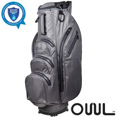OUUL Python Waterdichte Cart Bag Gray/Dark Gray/Gray