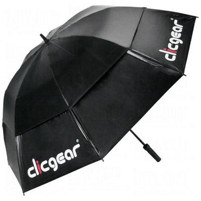 Clicgear Paraplu Zwart