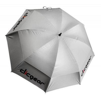 Clicgear Paraplu Zilver