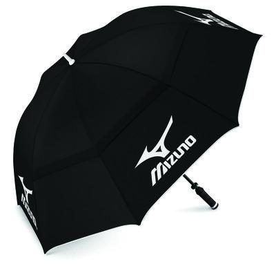 Mizuno Twin Canopy Golfparaplu Black