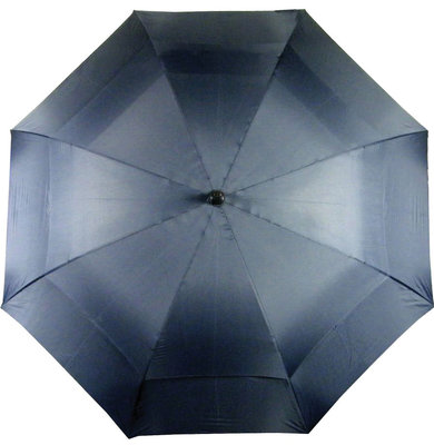 Boston Double Canopy Umbrella Navy