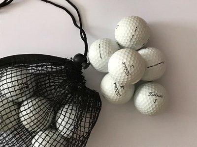 Titleist Pro V1 gerecycleerde golfballen Wit - 18 stuks