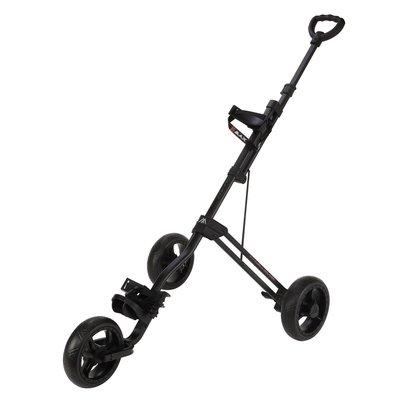 BIG MAX Junior 3-Wiel Trolley - Zwart