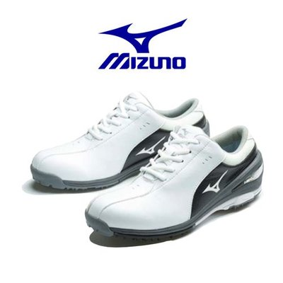 Mizuno Nexlite SL White/Black Golfschoenen Dames