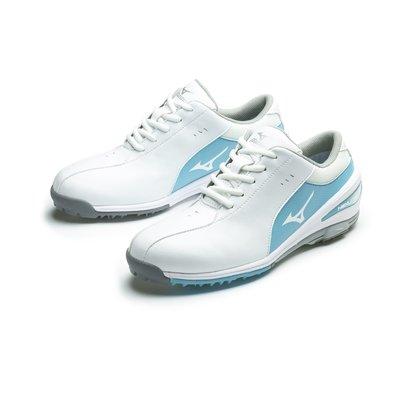 Mizuno Nexlite SL White/Sax Golfschoenen Dames