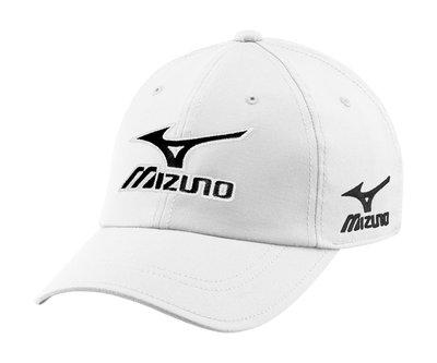 Mizuno Tour Cap White