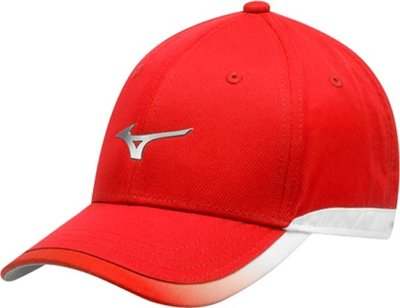 Mizuno Chrome Cap Samba Red
