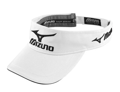 Mizuno Tour Visor White/Black