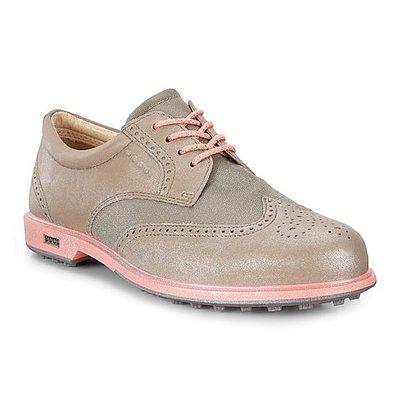 Ecco CLASSIC HYBRID Navajo Brown Golfschoenen Dames