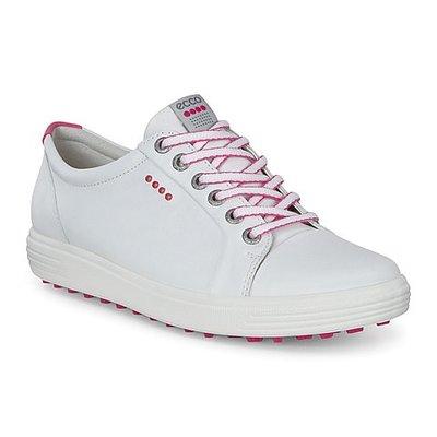 Ecco CASUAL HYBRID Wit Golfschoenen Dames