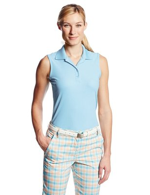 Greg Norman ProTek Sleeveless Polo Polar - Dames