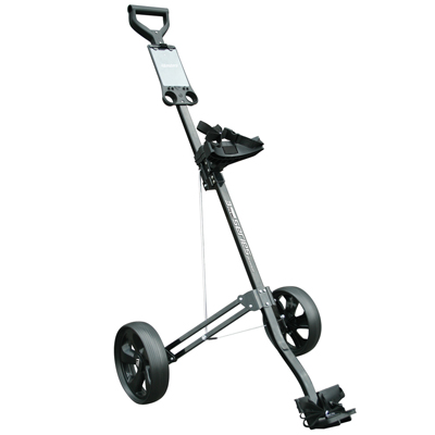 Masters 3 Series 2-Wiel Golftrolley Zwart