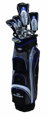 Skymax Ice IX-5 complete golfset met Cartbag - Dames