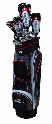 Skymax Ice IX-5 complete golfset met Cartbag - Heren
