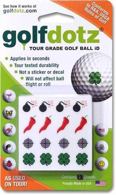 Golfdotz Fantastic Foursome