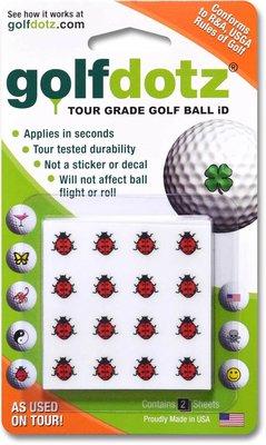 Golfdotz Ladybugs
