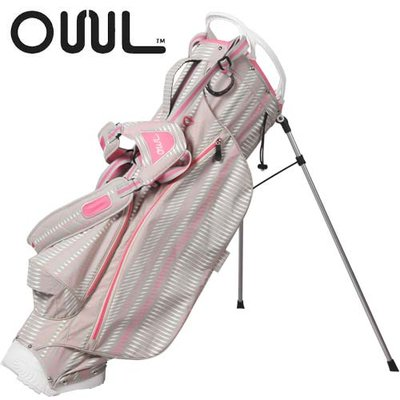 OUUL Python Super Light Standbag Gray/White/Pink
