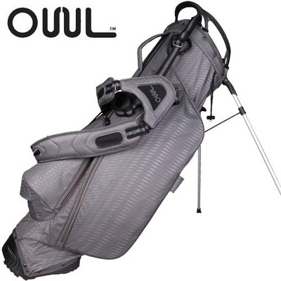 OUUL Python Super Light Standbag Dark Gray/Dark Gray/Gray