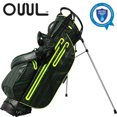 OUUL Python Waterdichte  Super Light Standbag Black/Green/Dark Green