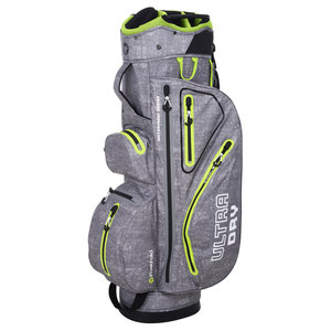 Fastfold 9.5″ Cartbag Waterproof Ultra Dry Grey-Lime Green