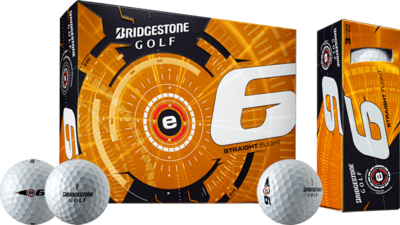 Bridgestone e6 golfballen
