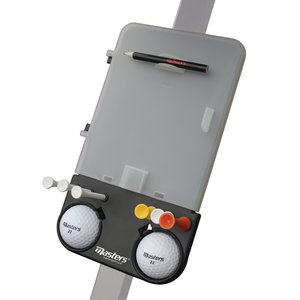 TRA0010 Deluxe Trolley Score Card Holder